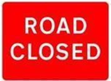 - Road Closure Stangate Road