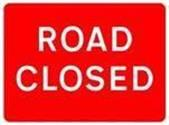 Emergency Road Closure in Birling