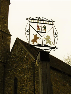 Birling Parish Council Logo